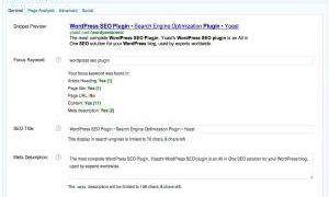 El mejor plugin seo para wordpress yoast seo