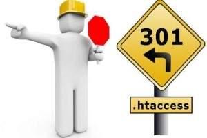 Cómo hacer una redirección 301