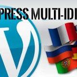 Cómo crear sitios de wordpress multilenguaje. Páginas en varios idiomas