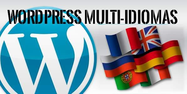 Wordpress multi idiomas