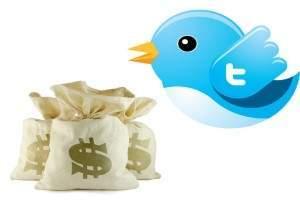 Diversas maneras de ganar dinero con Twitter