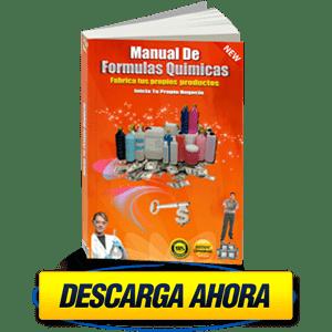 500 Formulas químicas para elaborar productos de limpieza